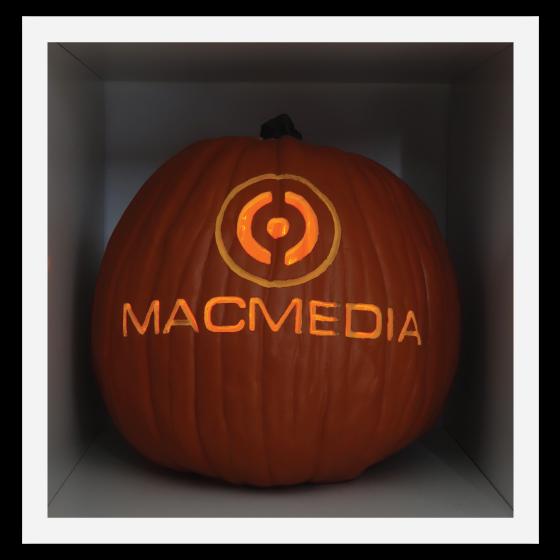 MacMedia Pumpkin